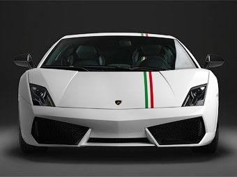 Lamborghini выпустит особый Gallardo в честь 150-летия объединения Италии