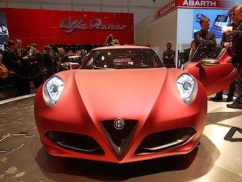 VW предложил оснащать машины Alfa Romeo оппозитниками Porsche