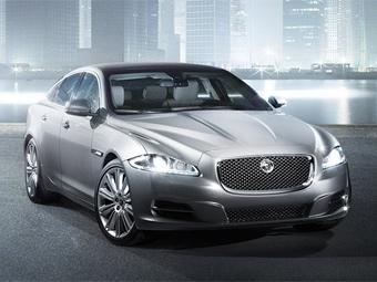 Jaguar отзовет седаны XJ из-за конфликтующих стеклоочистителей