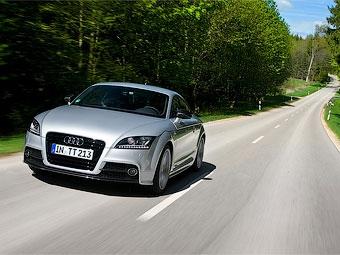 Названы российские цены на обновленное купе Audi TT
