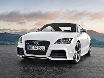 Самая мощная версия Audi TT получила КПП с двумя сцеплениями