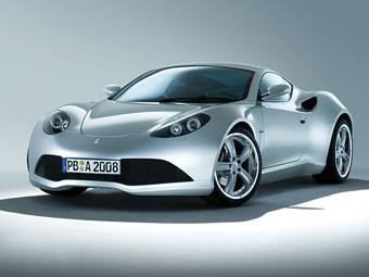 Серийный выпуск купе Artega GT начнется в 2008 году