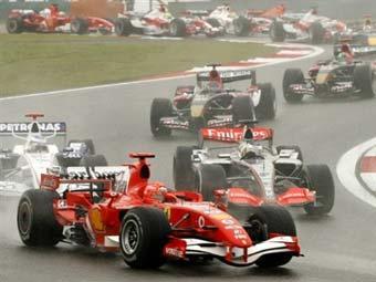 Южная Корея подписала контракт на проведение Гран-при Формулы-1