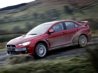 Mitsubishi продолжит выпускать Lancer Evolution как минимум два года