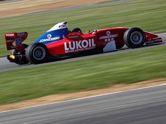 Сергей Афанасьев начал сезон Формулы-2 с подиума