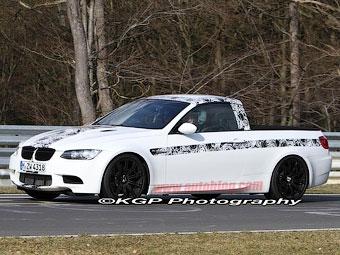 Из BMW M3 сделали пикап