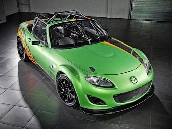 Для 24-часовых гонок подготовили самую мощную версию Mazda MX-5