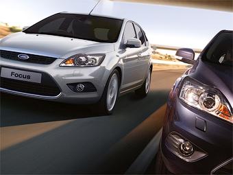 В сентябре самой продаваемой иномаркой в России стал Ford Focus