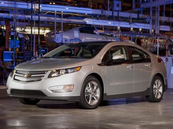 Первый серийный гибрид Chevrolet выставили на интернет-аукцион