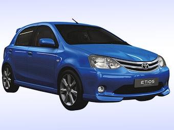 В Индии дебютировала самая доступная модель Toyota