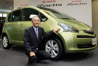 Toyota готовит ответ Renault Logan