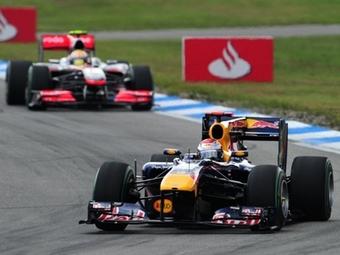 Конкуренты скопируют спорные антикрылья Ferrari и Red Bull