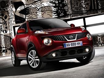 Объявлены российские цены на маленький кроссовер Nissan Juke