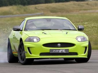Самую быструю версию Jaguar XKR запустят в серийное производство