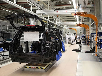 VW подумает о строительстве завода под Калининградом