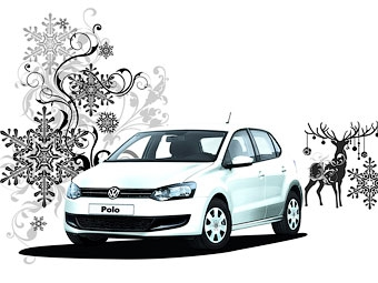 VW подготовил для России специальную версию хэтчбека Polo