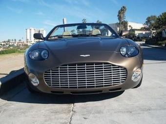 Раритетный родстер Aston Martin продадут за 250 тысяч долларов