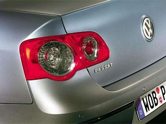 Немцы научили VW Passat ездить без водителя