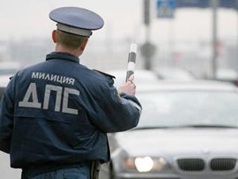 Лишенный прав водитель в Казани за час протаранил 14 машин