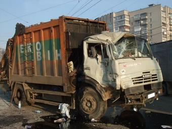 """КамАЗ"" подготовил российскую программу утилизации грузовиков"