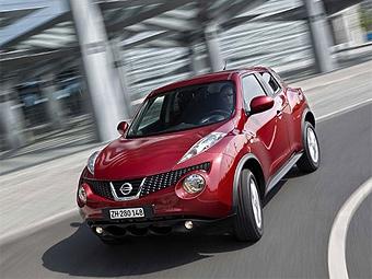 Компания Nissan получила 50 тысяч заказов на кроссовер Juke
