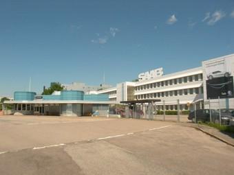 Saab собирается построить завод в Калининграде