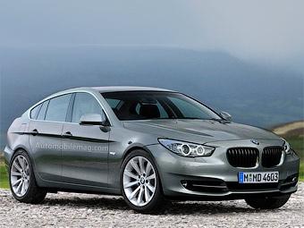 BMW 3-Series нового поколения станет хэтчбеком