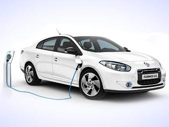 В Великобритании запретили рекламу электрокара Renault