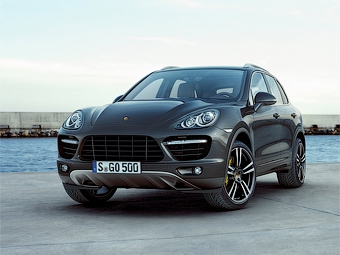 "Руководитель VW назвал имя ""младшего брата"" Porsche Cayenne"