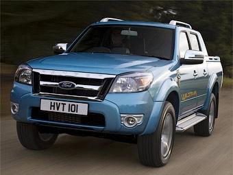 Компания Ford отзывает 35 тысяч внедорожников и пикапов по всему миру