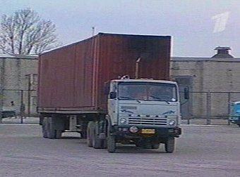 Тяжелым грузовикам запретили ездить по Подмосковью