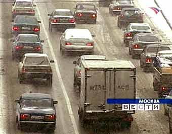 В декабре центр Москвы очистят от грузовиков