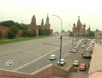Первокурсники ограничат движение транспорта в центре Москвы
