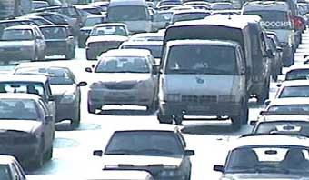 Министр транспорта собирается сделать платным въезд в центр Москвы