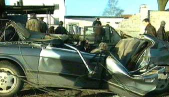 Каждый день в автокатастрофах погибают 105 россиян