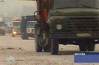 """О правилах въезда грузовиков в столицу расскажут по """"горячей линии"""""""