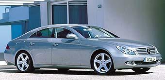 """Mercedes-Benz официально представила главного конкурента """"шестерки"""""""