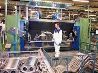 Правительство устроило MG Rover 40-миллионные похороны
