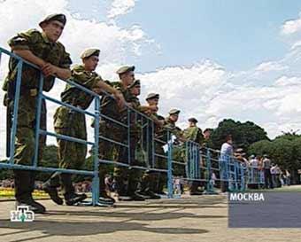 В понедельник, среду и пятницу в центр Москвы будет не проехать