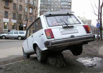В Москве запретят парковку вне стоянок