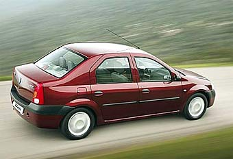 Dacia отзывает 2700 автомобилей Dacia Logan