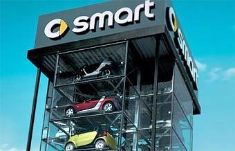 DaimlerChrysler опровергает слухи о продаже марки Smart