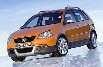 """VW Polo получает """"внедорожную"""" версию"""