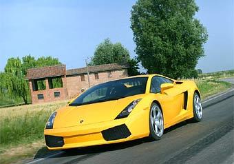 Gallardo стал самой продаваемой моделью Lamborghini