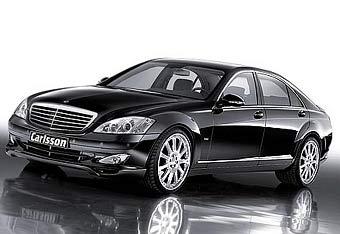 Carlsson занялся доработкой нового Mercedes S-Class