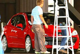Peugeot 207 готовится к премьере