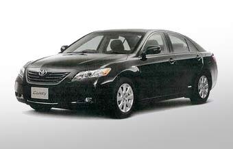 Новая Toyota Camry будет представлена в Детройте