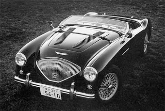 Консорциум GB Sports Cars приобрел права на марку Austin-Healey