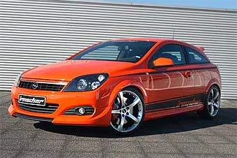 Irmscher выпустит партию эксклюзивных Opel Astra GTC