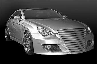 """Mercedes CLS получил дизайн кузова в стиле """"Звездных Войн"""""""